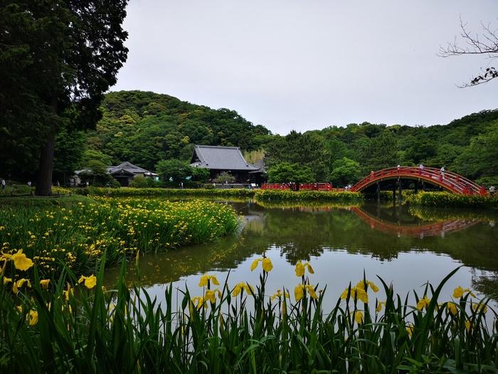 称名寺の浄土庭園